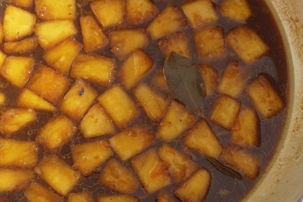 """This dish is so delicious, my son eats4 drumsticks andalways gets upset that there are no leftovers! He loves his """"recipe pineapple chicken"""", and so do the rest of us!! It is truly a family favorite...YUM!"""