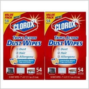 dust wipes