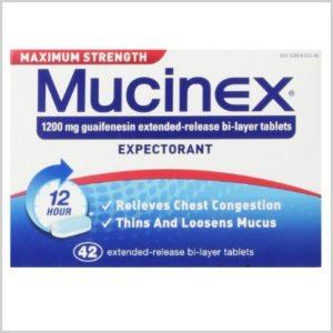 mucinex