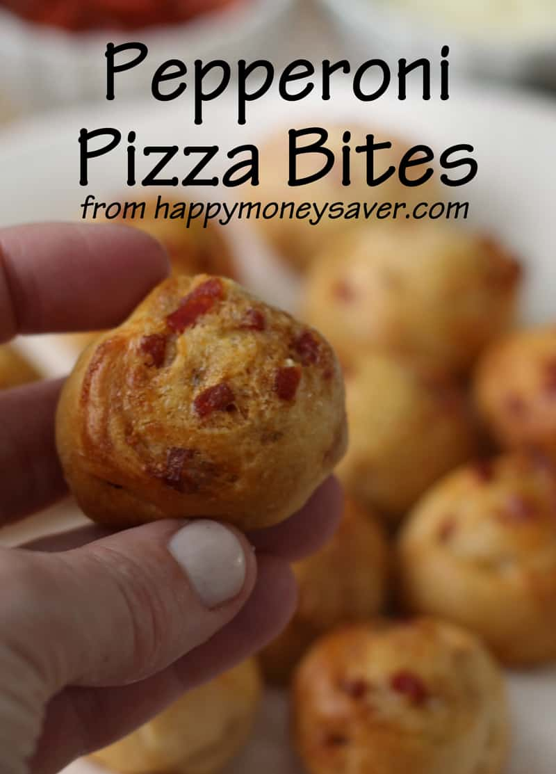 Pizza Pinwheel Bites - so easy to make and always turn out amazing. I made these once for a party and they were everyone's first pick. They were so loved!