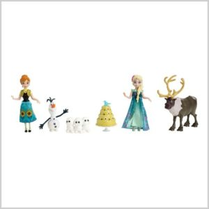 Get This Disney Frozen Fever Birthday Party Small Doll Set For Just 512 Was 2599 It Ships Free Amazon Prime Members As An Add On Item