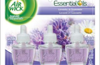 6/4 Amazon LOVE/ Air Wick Air Fresheners
