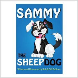 sammy the sheepdog