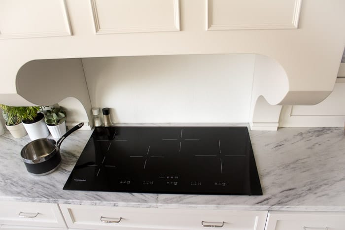 Frigidaire Gallery Induction Cooktop - it's the perfect choice for busy families.