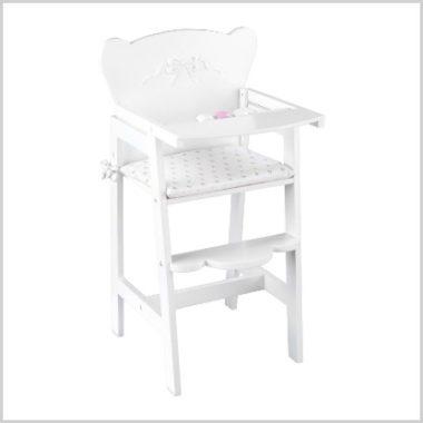 10/24 Amazon LOVE/ KidKraft Doll High Chair