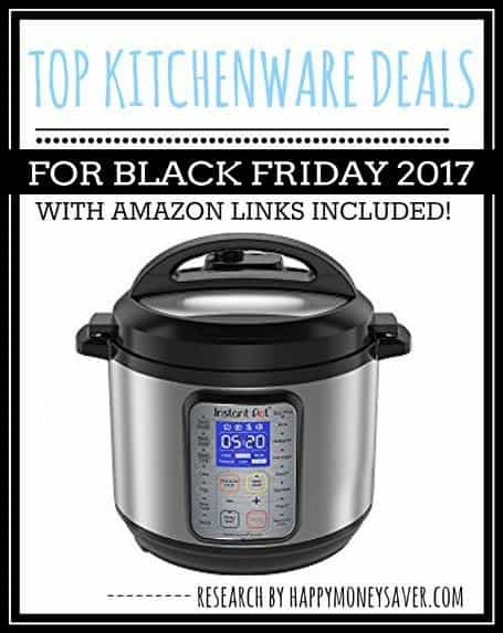 top kitchen deals for black friday 2017 including instapot pressure cookers crockpots kitchenaid mixers - Kitchen Aid Waffle Makers