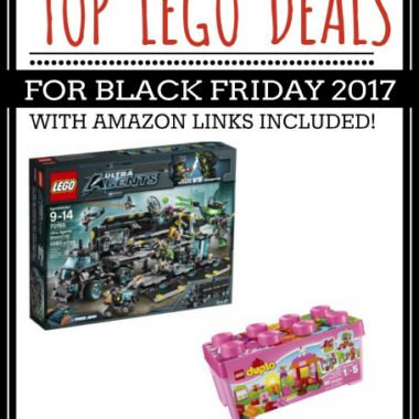Top LEGO Deals for Black Friday 2017