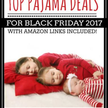Top PAJAMA Deals for Black Friday 2017