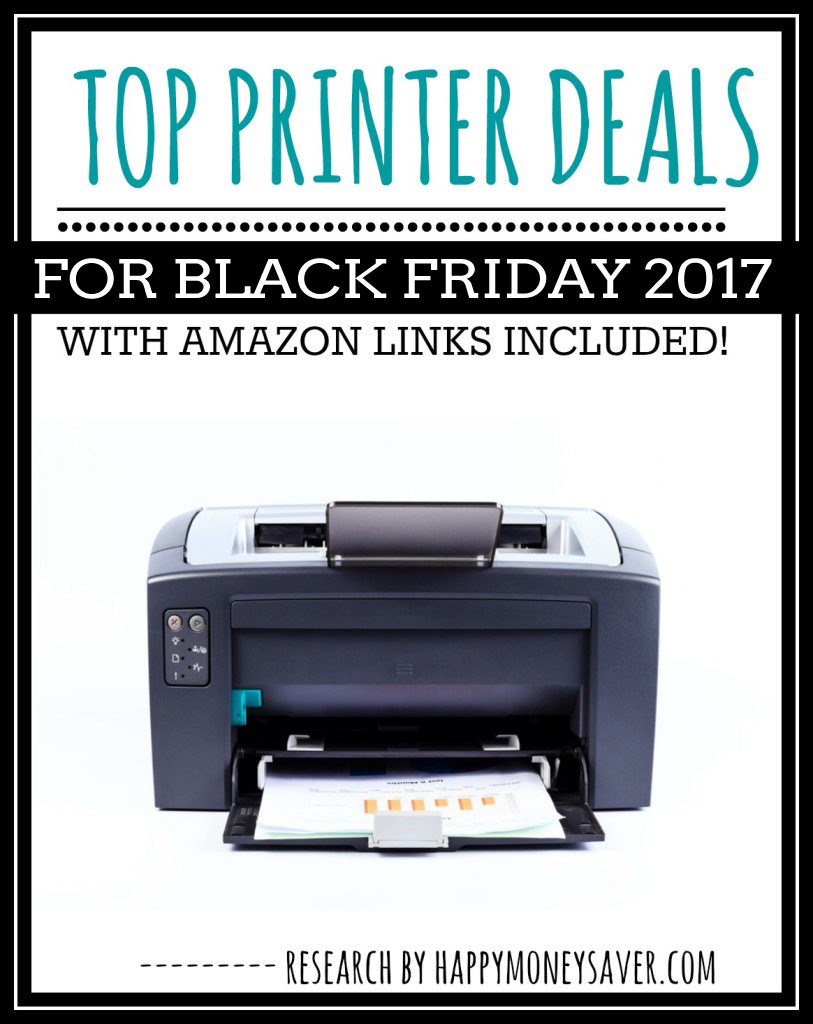 Top Printer Deals for Black Friday 2017