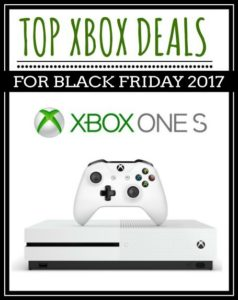 Top Xbox One S deals for black friday 2017