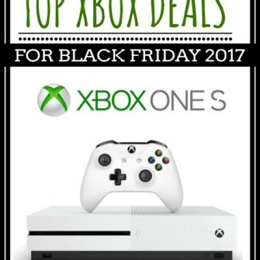 Top XBOX Deals for Black Friday 2017