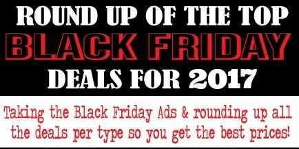 top black friday deals 2017