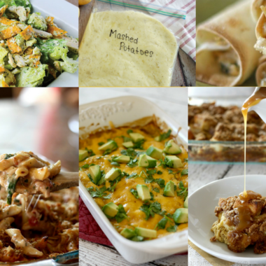 14 Thanksgiving Leftovers Freezer Meals Ideas