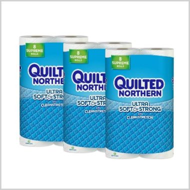 11/8 Amazon Daily Deals/ Quilted Northern Toilet Paper