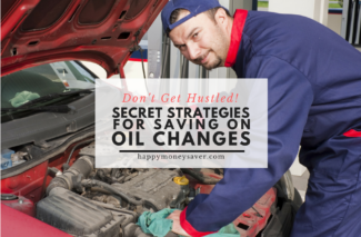 How to Save Money on Oil Changes