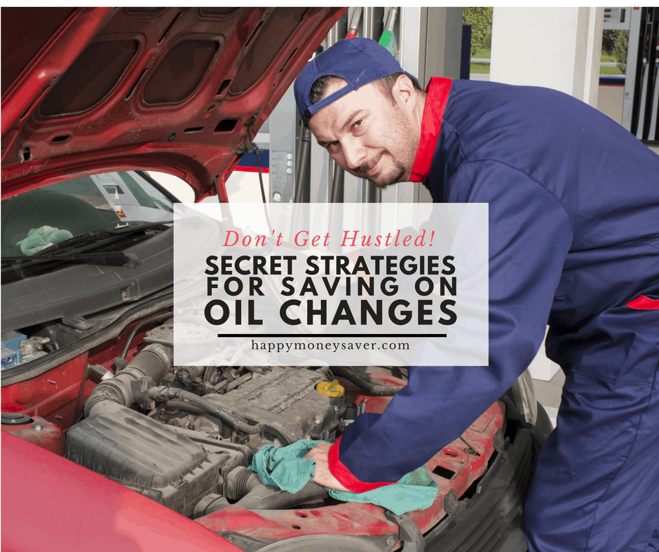 Secret Strategies to Save Money on Oil Changes