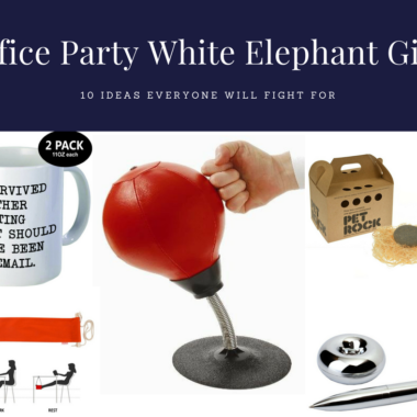 10 Office Party White Elephant Gift Ideas