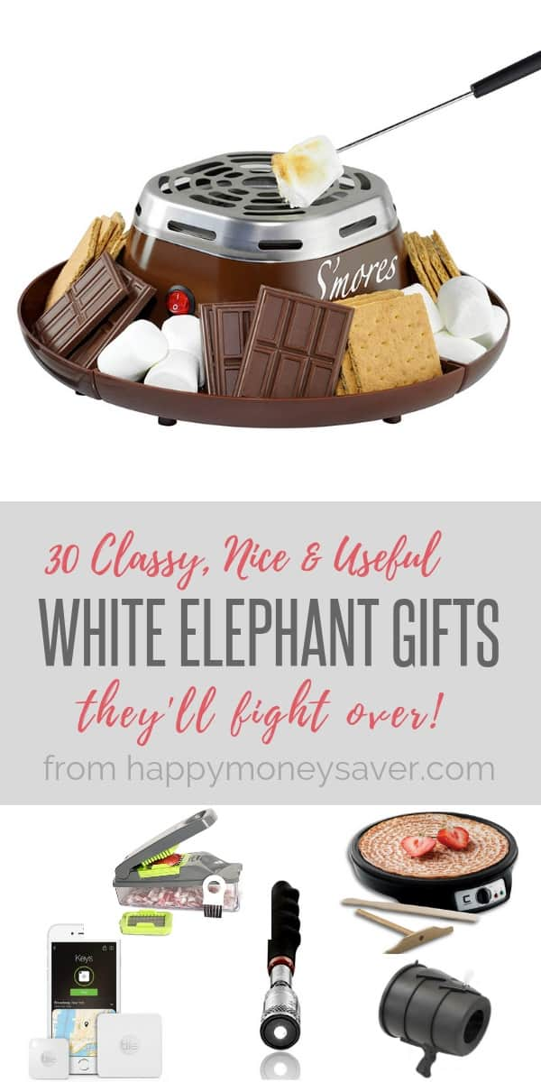 30 Classy Nice Useful White Elephant Gifts Theyll Fight For