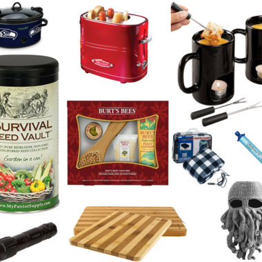 30 Nice, Classy & USEFUL White Elephant Gift Ideas that they will all FIGHT for!!