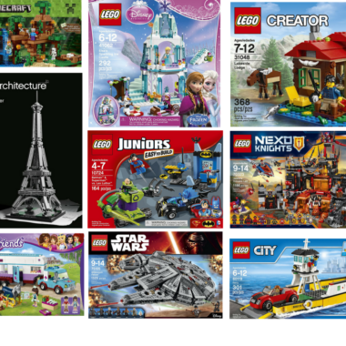 Save Big! Top Lego Deals on Amazon
