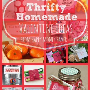 25 Thrifty Homemade Valentines Day Gifts   Happy Money Saver