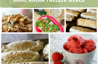 15 Easy and Healthy Freezer Meals to Make Ahead