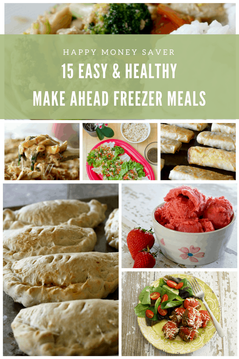 make ahead freezer meals 15 easy amp healthy freezer meals to make ahead add to your 30281