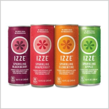 1/18 Amazon Daily Deals/ IZZE Sparkling Juice