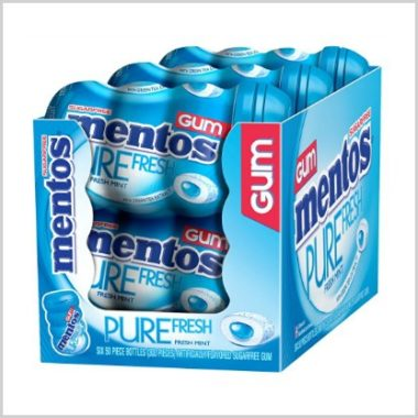 1/30 Amazon LOVE/ Mentos Gum