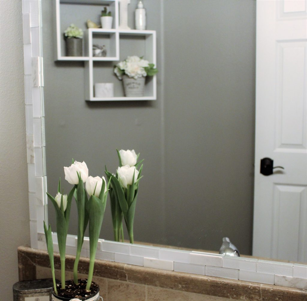 DIY Bathroom Makeover