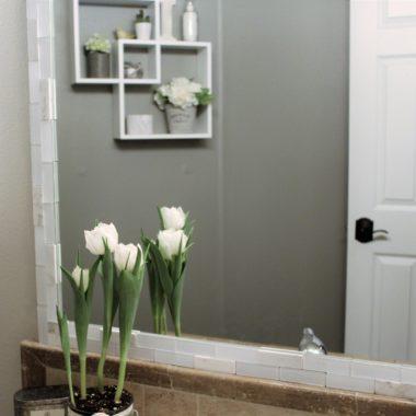 DIY Bathroom Makeover in One Day Under $300