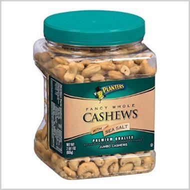 2/21 Amazon LOVE/ Planters Cashews