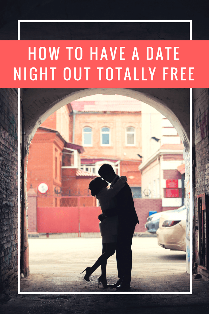 How to have a date night out totally free! These frugal tips are so helpful!
