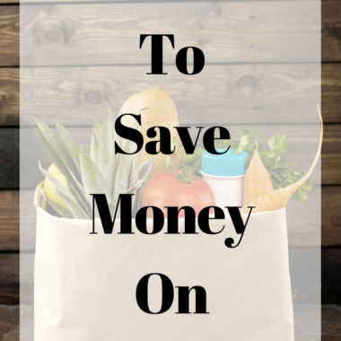 Thrifty Tip: How to Save Money on Groceries