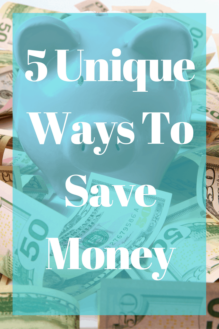 Saving money is hard when you're on a tight budget, but it is possible! These are some of our favorite EASY ways to save money!