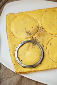 Make Ahead Freezer Friendly Gluten Free Breakfast Sandwiches
