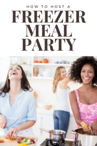 Host your first freezer meal party with these super helpful tips to help you meal plan on a budget!