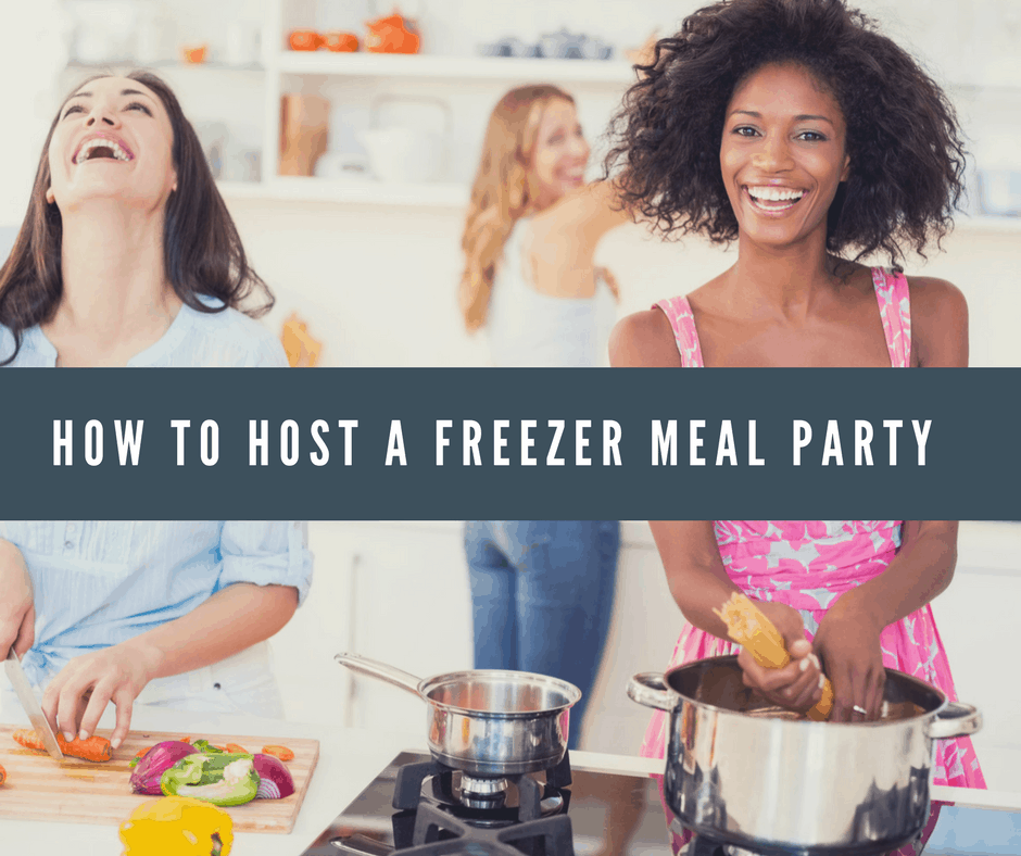 How to hosts a freezer meal swap