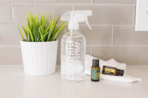 At only $1.52 a bottle, this Homemade Countertop Cleansing Spray is a serious no-brainer. Plus, it is made with natural products that are safe for kids.