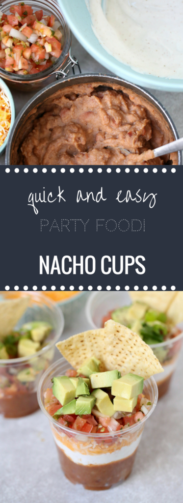 Quick and Easy Nacho Cups Perfect for Parties! | Happy Money Saver