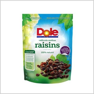 3/16 Amazon LOVE/ Dole California Raisins