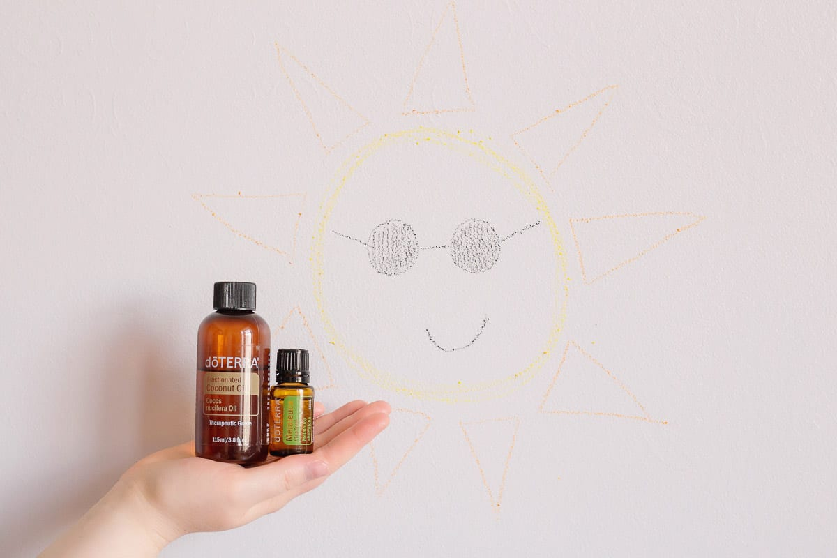 Your little Picassos have nothing on this all-natural crayon remover for walls and other hard surfaces. This may become your new best friend.