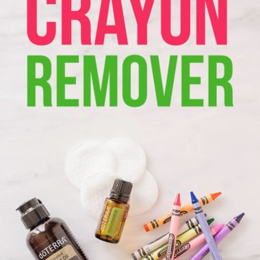Natural Crayon Remover For Walls