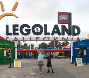 California Vacation Legoland