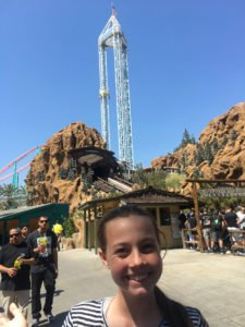 Knotts berry farm for california vacation with family