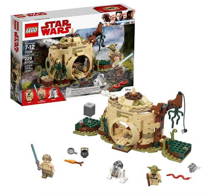 Black Friday Lego Deals - Star Wars Yoda set