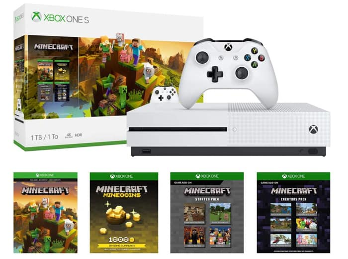 Best Xbox One Black Friday Deals roundup including bundles, controllers and games