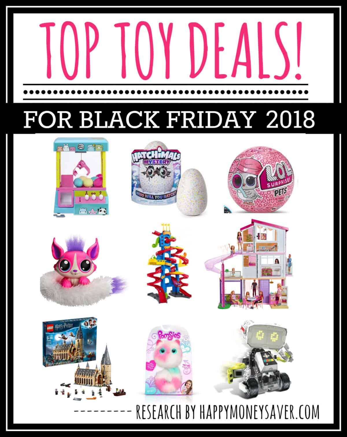 top black friday toy deals 2018