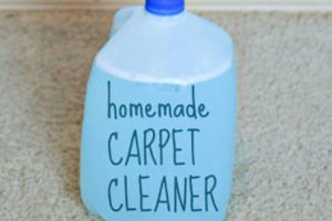 Diy Concentrated Carpet Cleaning Solution