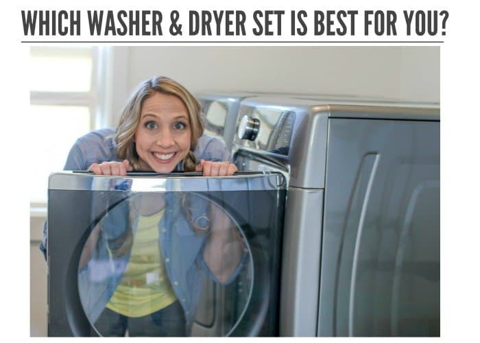 How To Choose A Washer & Dryer Set that is best for you!